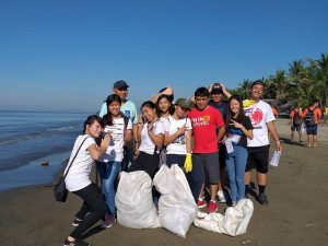 Clean Up Drive 2018 Life Sciences