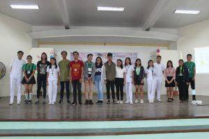 CAS Pagkilalahay kag Pag- olupdanay 2019